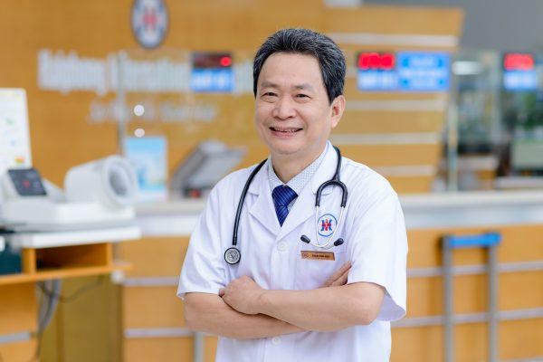 Bác sĩ CKII Phạm Văn Điệp