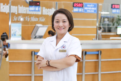 Bác sĩ Lê Hồng Dương