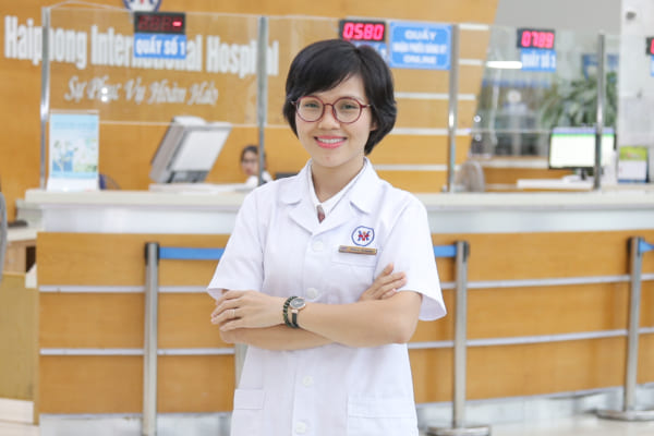 Bác sĩ Quách Thị Nghĩa