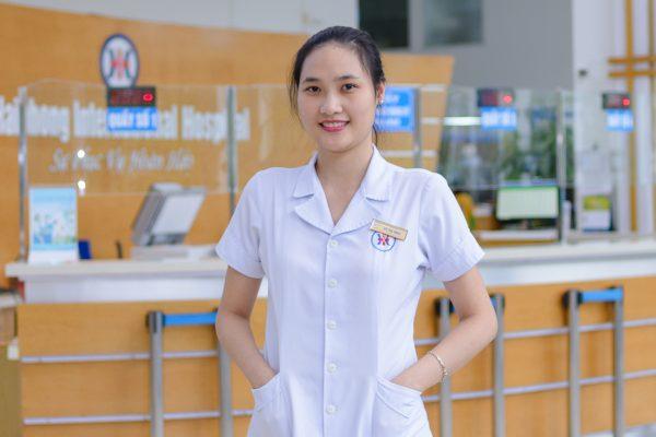 Bác sĩ Vũ Thị Thủy