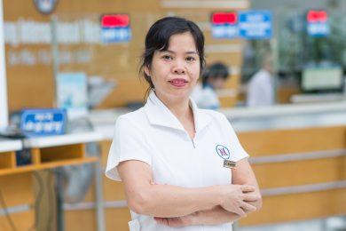 BSCK I. Vũ Thị Hải Yến