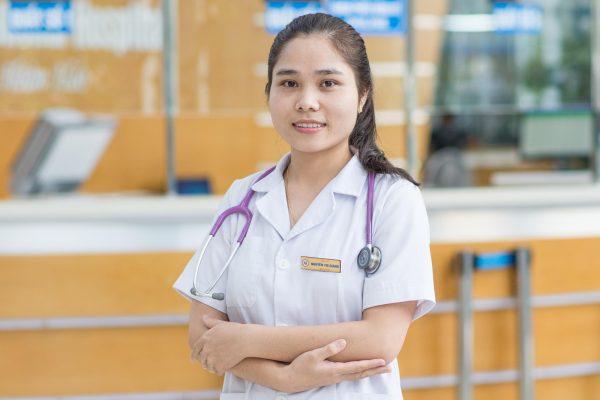 Bác sĩ. Nguyễn Thị Giang