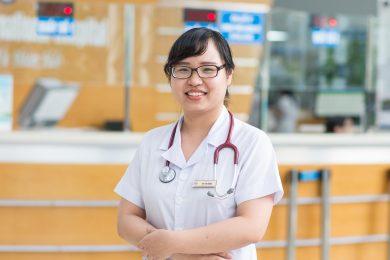 Bác sĩ Vũ Thị Hồng