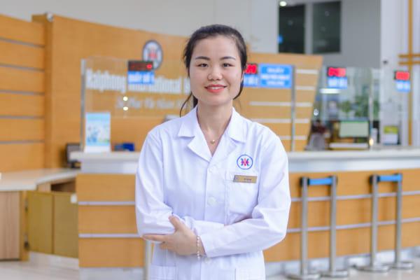 Bác sĩ Vũ Thị Hà