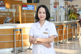 Bác sĩ Nguyễn Thị Lệ Hoa