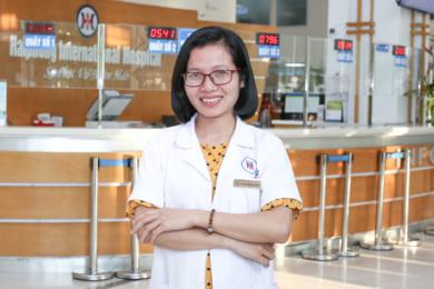 Bác sĩ Lê Thị Hồng Xuyến