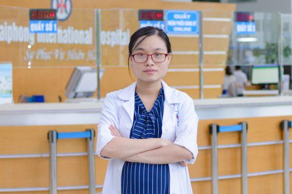 Bác sĩ Hoàng Thị Sen