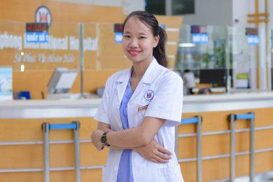 Bác sĩ Nguyễn Thị Thắm