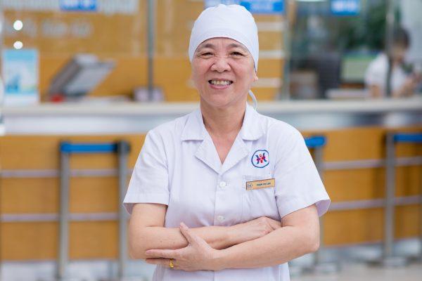 Dược sĩ CKI Phạm Thị Lan