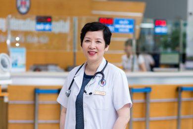 BSCKII Lê Thị Vân Anh