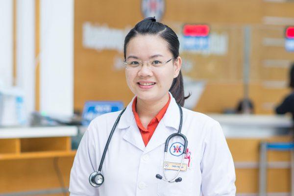 Bác sĩ Triệu Thị Nga