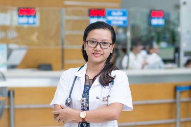 Bác sĩ Vũ Thị Vui