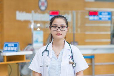 Bác sĩ Nguyễn Thị Tố Tâm