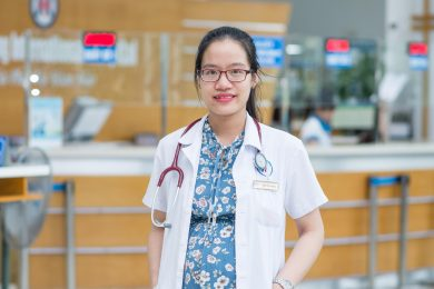 Bác sĩ Phạm Thị Tuyền