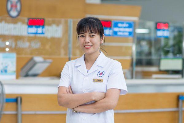 Bác sĩ Lê Thị Thuý