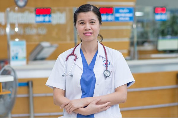 Bác sĩ Lê Thị Huyên