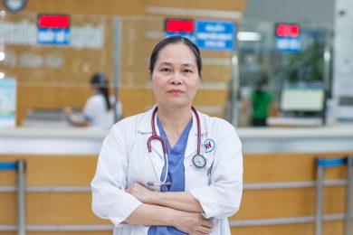 Bác sĩ Nguyễn Kim Nga