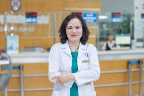 Bác sĩ Lại Thị Nguyệt Hằng