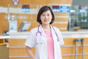 Bác sĩ Phạm Thị Tuyết Mai