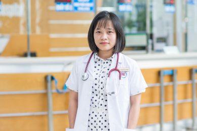 Bác sĩ Nguyễn Thị Nhung