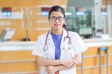Bác sĩ Nguyễn Thị Huệ