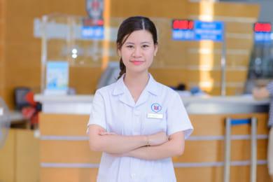 Bác sĩ Bùi Thị Hà Anh