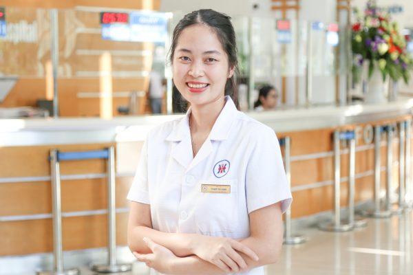 Bác sĩ Phạm Thị Lanh