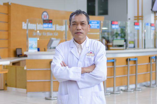 Bác sĩ Nguyễn Văn Thạch