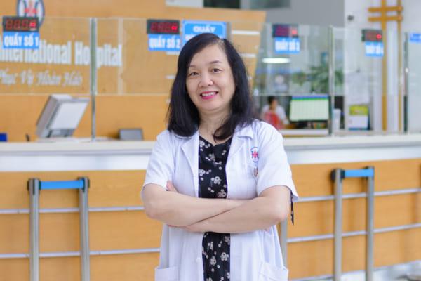 BSCK II Nguyễn Vũ Lệ Thủy