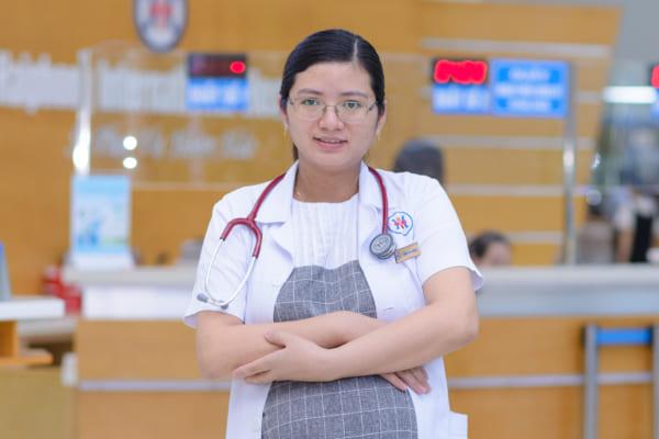 Bác sĩ Trần Thị Trang