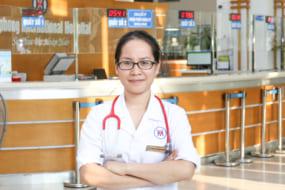 Bác sĩ Lương Thị Hồng Hạnh