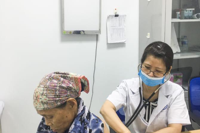 Phòng khám Quốc Tế Quang Thanh thực hiện khám chữa bệnh miễn phí hưởng ứng kỷ niệm ngày thương binh liệt sỹ 27/07/2019