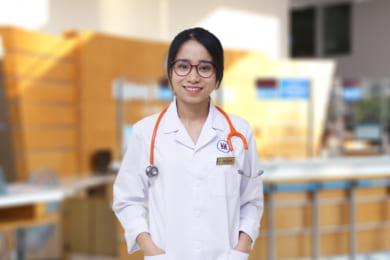 Bác sĩ Trần Thị Huyền