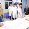 Lãnh đạo Bệnh viện đa khoa Quốc tế Hải Phòng thăm, chúc Tết và tặng quà bệnh nhân