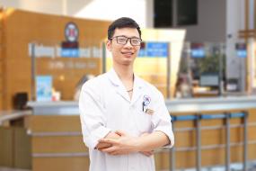 Bác sĩ Trần Kim Trọng