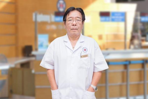 PGS.TS Trần Hữu Vinh