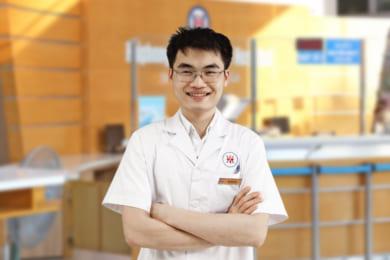 Bác sĩ Vũ Văn Huy