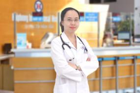 Bác sỹ Trần Thị Khánh Lệ