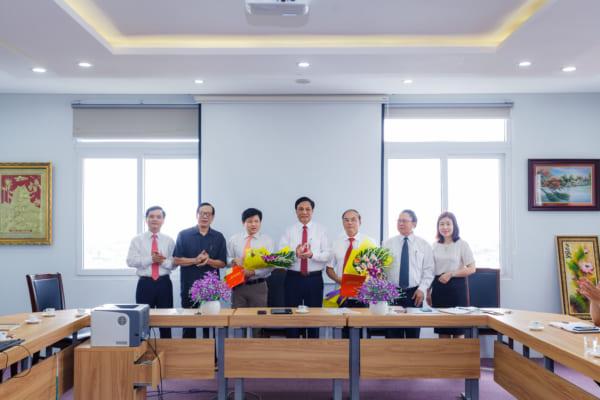 Công bố và trao quyết định bổ nhiệm chức danh Giám đốc chuyên môn Bệnh viện đa khoa Quốc tế Hải Phòng