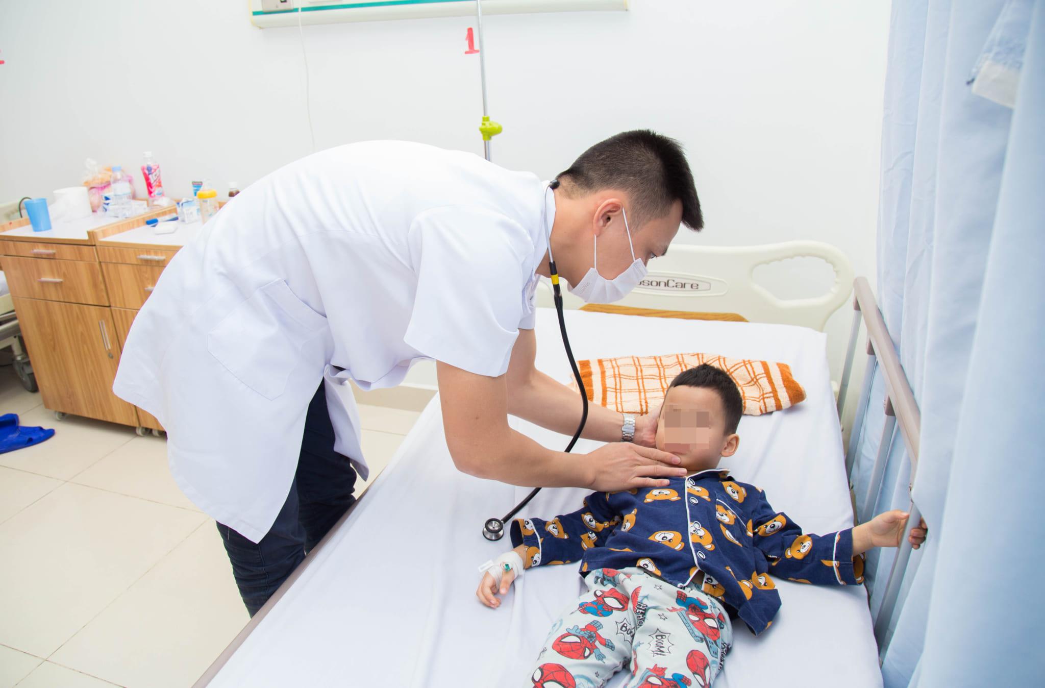 Viêm não ở trẻ em: Phát hiện sớm để điều trị kịp thời