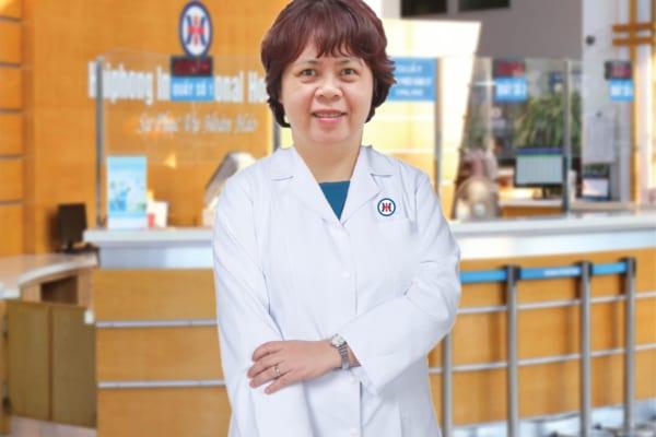 Ths.BS. Lê Thị Vân Anh