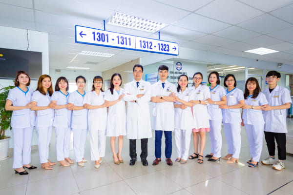 Khoa Nội tổng hợp 2, Bệnh viện đa khoa Quốc tế Hải Phòng: Địa chỉ đáng tin cậy trong khám, chữa bệnh Cơ xương khớp – Thận tiết niệu – Dị ứng miễn dịch