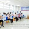 Bệnh viện đa khoa Quốc tế Hải Phòng: Hoàn thành xuất sắc, thần tốc chiến dịch tiêm chủng vắc xin Vero Cell cho công nhân, người lao động tại Khu công nghiệp theo sự chỉ đạo của thành phố