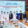 Bệnh viện đa khoa Quốc tế Hải Phòng khai giảng hai khóa đào tạo về đo chức năng thông khí phổi dành cho bác sĩ, điều dưỡng/kỹ thuật viên